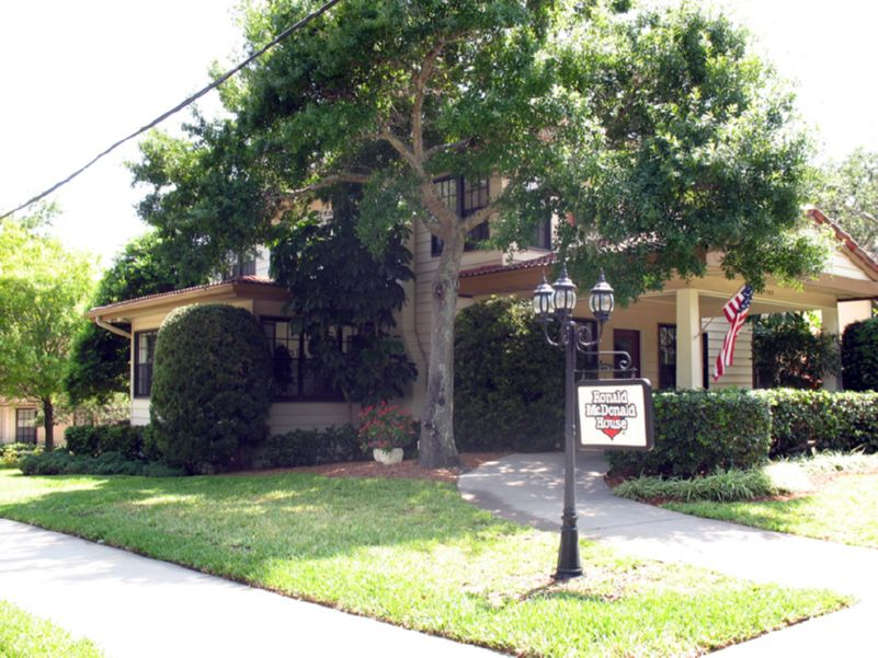 ST PETE HOUSES - Ronald McDonald House Charities