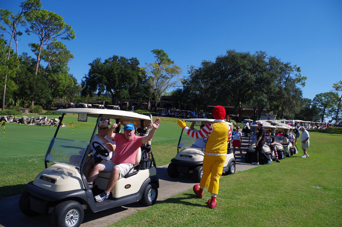 CHARITY GOLF CLASSIC - Ronald McDonald House Charities