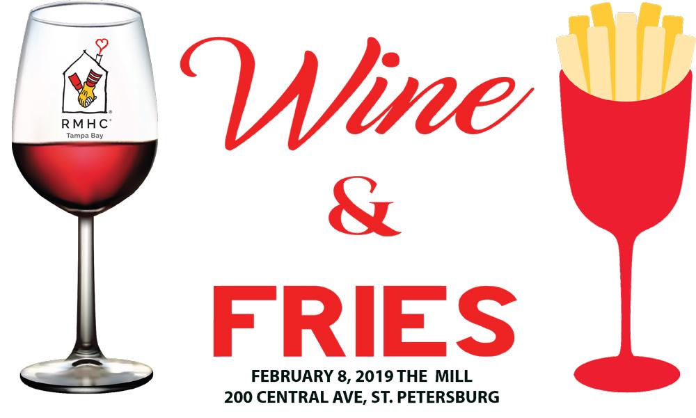 Wine & Fries Header